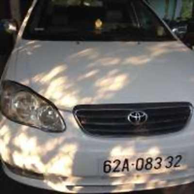 Bán xe ô tô Toyota Corolla altis 1.8G MT 2003 giá 220 Triệu