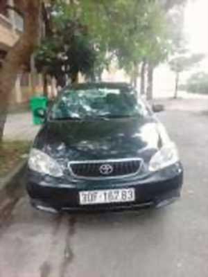 Bán xe ô tô Toyota Corolla altis 1.8G MT 2003 giá 280 Triệu