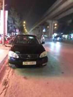 Bán xe ô tô Toyota Corolla altis 1.8G MT 2004 giá 285 Triệu