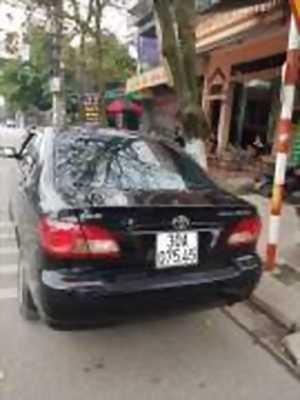 Bán xe ô tô Toyota Corolla altis 1.8G MT 2007 giá 345 Triệu