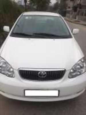 Bán xe ô tô Toyota Corolla altis 1.8G MT 2007 giá 360 Triệu