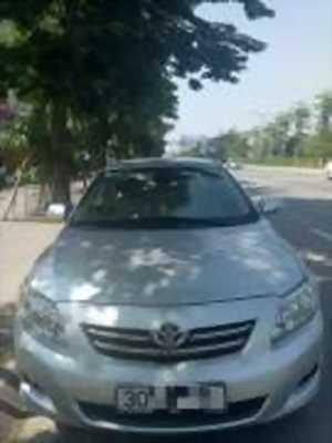 Bán xe ô tô Toyota Corolla altis 1.8G MT 2008 giá 400 Triệu