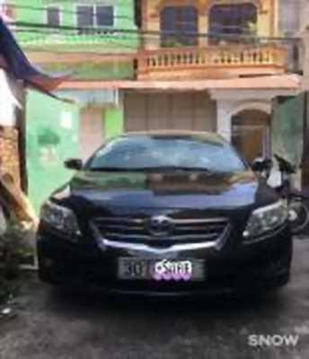 Bán xe ô tô Toyota Corolla altis 1.8G MT 2009 giá 425 Triệu