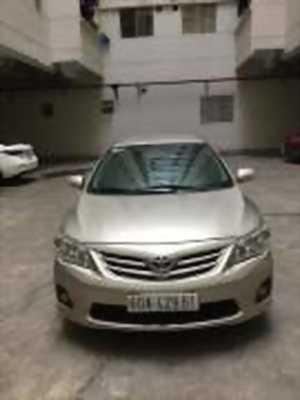 Bán xe ô tô Toyota Corolla altis 1.8G MT 2013 giá 550 Triệu