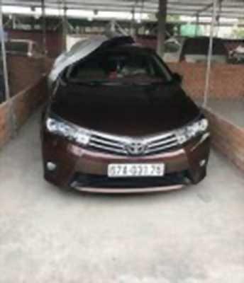 Bán xe ô tô Toyota Corolla altis 1.8G MT 2014 giá 620 Triệu