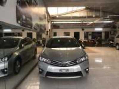 Bán xe ô tô Toyota Corolla altis 1.8G MT 2016 giá 640 Triệu