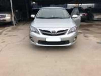 Bán xe ô tô Toyota Corolla altis 2.0V 2013 giá 600 Triệu