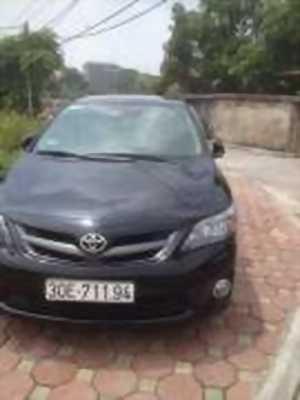 Bán xe ô tô Toyota Corolla altis 2.0V 2013 giá 646 Triệu