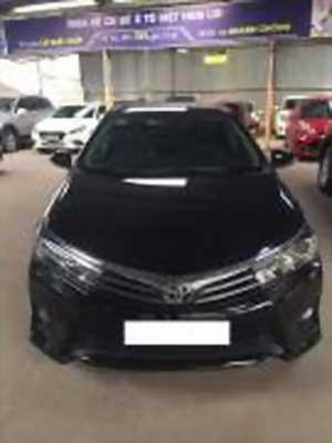 Bán xe ô tô Toyota Corolla altis 2.0V 2015 giá 758 Triệu