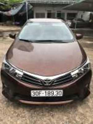 Bán xe ô tô Toyota Corolla altis 2.0V 2016 giá 790 Triệu