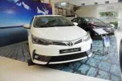 Bán xe ô tô Toyota Corolla altis 2.0V 2018 giá 840 Triệu