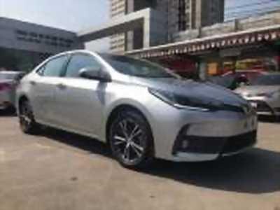 Bán xe ô tô Toyota Corolla altis 2.0V AT 2017 giá 800 Triệu
