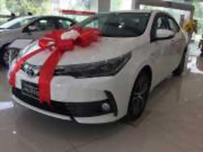 Bán xe ô tô Toyota Corolla altis 2.0V AT 2018