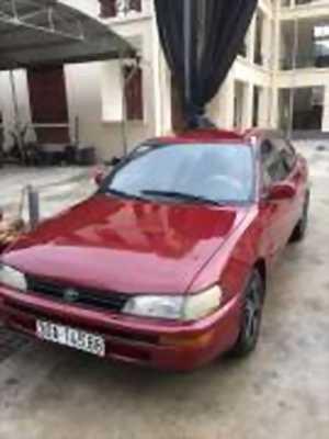 Bán xe ô tô Toyota Corolla GL 1.6 MT 1996 giá 160 Triệu