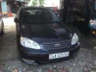 Bán xe ô tô Toyota Corolla J 1.3 MT 2003 giá 175 Triệu