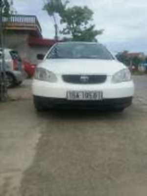 Bán xe ô tô Toyota Corolla J 1.3 MT 2003 giá 195 Triệu huyện tiên lãng