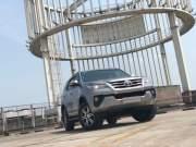Bán xe ô tô Toyota Fortuner 2.4G 4x2 MT 2016