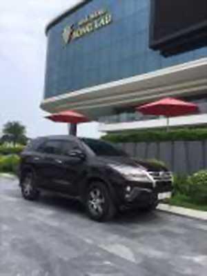 Bán xe ô tô Toyota Fortuner 2.4G 4x2 MT 2017 giá 1 Tỷ 100 Triệu