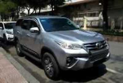 Bán xe ô tô Toyota Fortuner 2.4G 4x2 MT 2017 giá 1 Tỷ 55 Triệu