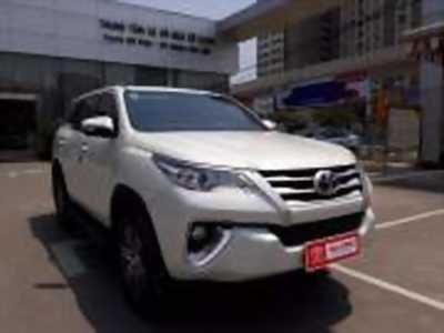 Bán xe ô tô Toyota Fortuner 2.4G 4x2 MT 2017 giá 1 Tỷ 70 Triệu huyện đông anh