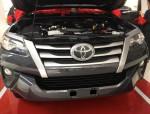 Bán xe ô tô Toyota Fortuner 2.4G 4x2 MT 2018