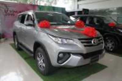 Bán xe ô tô Toyota Fortuner 2.4G 4x2 MT 2018 giá 951 Triệu