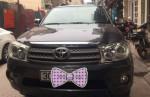 Bán xe ô tô Toyota Fortuner 2.5G 2009 giá 532 Triệu