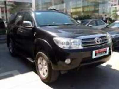 Bán xe ô tô Toyota Fortuner 2.5G 2009 giá 620 Triệu