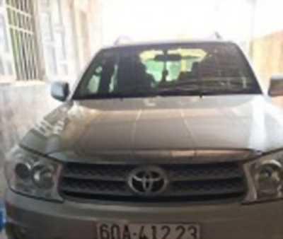 Bán xe ô tô Toyota Fortuner 2.5G 2010 giá 646 Triệu