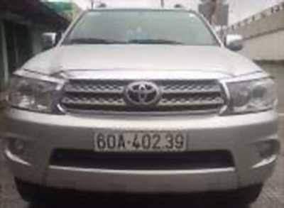 Bán xe ô tô Toyota Fortuner 2.5G 2010 giá 735 Triệu