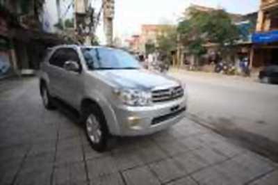 Bán xe ô tô Toyota Fortuner 2.5G 2011