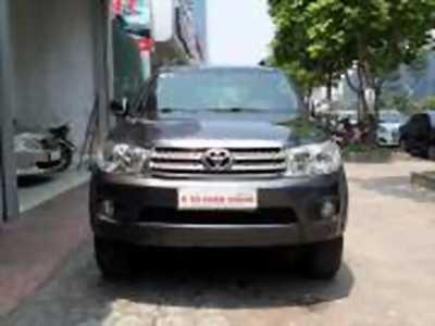 Bán xe ô tô Toyota Fortuner 2.5G 2011 giá 675 Triệu