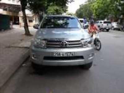 Bán xe ô tô Toyota Fortuner 2.5G 2012 giá 660 Triệu