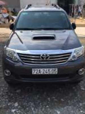 Bán xe ô tô Toyota Fortuner 2.5G 2014 giá 765 Triệu