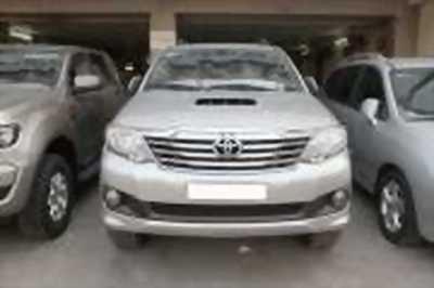 Bán xe ô tô Toyota Fortuner 2.5G 2014 giá 820 Triệu