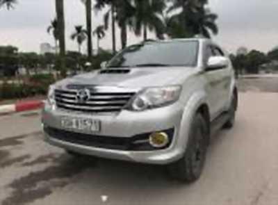 Bán xe ô tô Toyota Fortuner 2.5G 2015 giá 860 Triệu