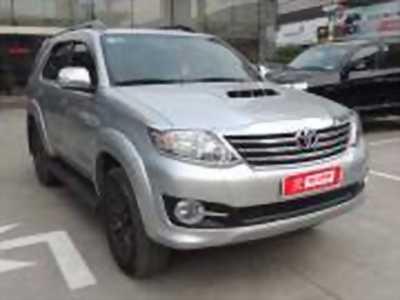 Bán xe ô tô Toyota Fortuner 2.5G 2015 giá 870 Triệu