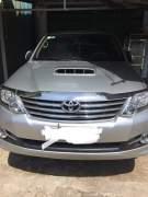 Bán xe ô tô Toyota Fortuner 2.5G 2016 giá 880 Triệu