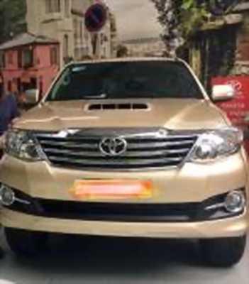 Bán xe ô tô Toyota Fortuner 2.5G 2016 giá 920 Triệu