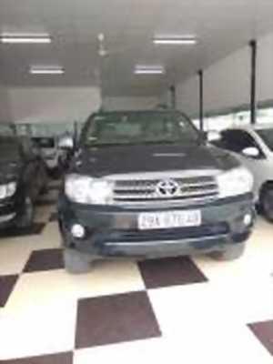 Bán xe ô tô Toyota Fortuner 2.7 AT bản V 2009 giá 500 Triệu