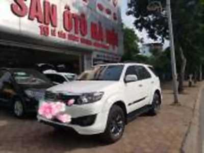 Bán xe ô tô Toyota Fortuner 2.7AT 2014 giá 820 Triệu