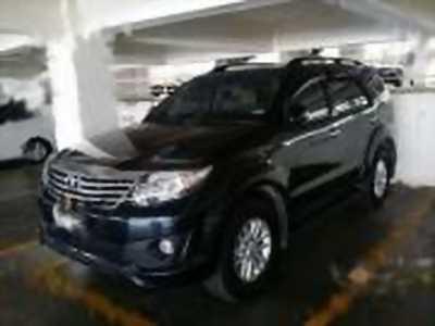 Bán xe ô tô Toyota Fortuner 2.7V 4x2 AT 2012 giá 646 Triệu