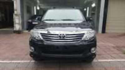 Bán xe ô tô Toyota Fortuner 2.7V 4x2 AT 2012 giá 695 Triệu