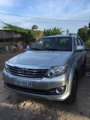 Bán xe ô tô Toyota Fortuner 2.7V 4x2 AT 2012 giá 700 Triệu