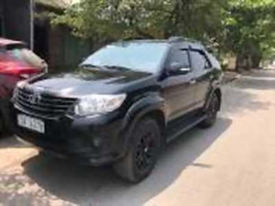 Bán xe ô tô Toyota Fortuner 2.7V 4x2 AT 2012