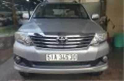 Bán xe ô tô Toyota Fortuner 2.7V 4x2 AT 2012 giá 730 Triệu