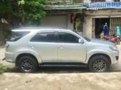 Bán xe ô tô Toyota Fortuner 2.7V 4x2 AT 2012 giá 810 Triệu huyện thanh trì