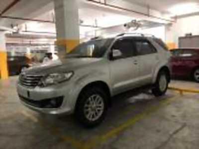 Bán xe ô tô Toyota Fortuner 2.7V 4x2 AT 2013 giá 700 Triệu