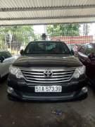 Bán xe ô tô Toyota Fortuner 2.7V 4x2 AT 2013 giá 705 Triệu