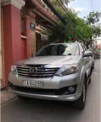 Bán xe ô tô Toyota Fortuner 2.7V 4x2 AT 2013 giá 722 Triệu